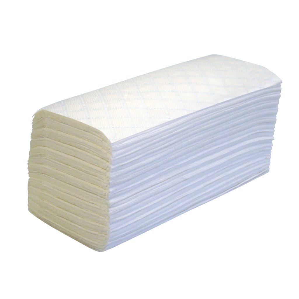 interleaved hand towels