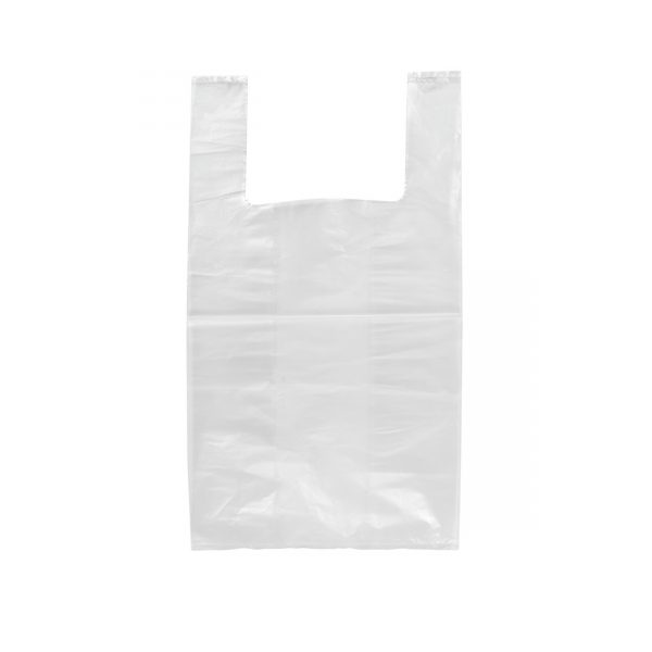 small plastic singlet bags