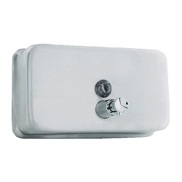 horizontal liquid soap dispenser