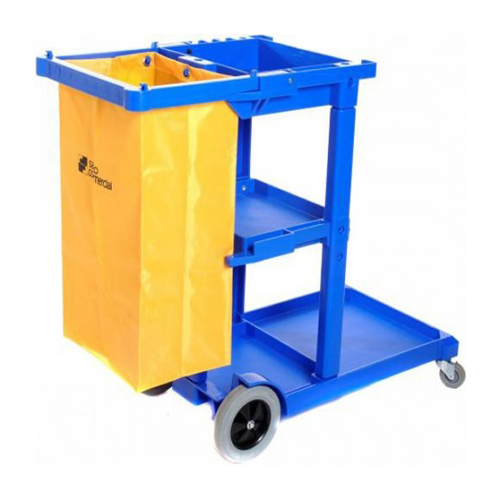janitor trolleys & carts