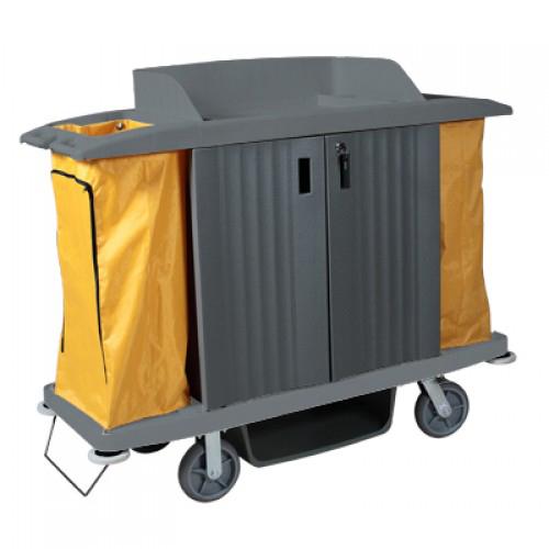 Room Service Cart with Door