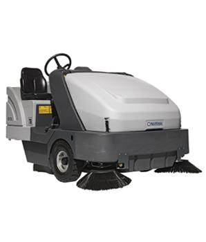 SR 1601 Ride on Sweeper