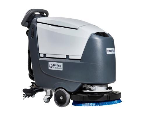 SC500 walk-behind scrubber dryer
