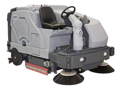 Ecofriendly SC 8000 Scrubber Dryer