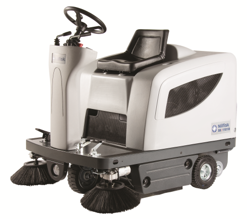 broom vacuum sweepers