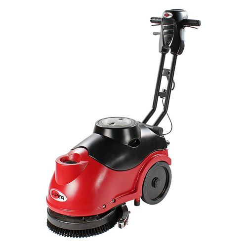 Battery Operated Scrubber Dryer