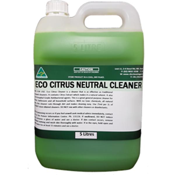 Eco Citrus Neutral Cleaner