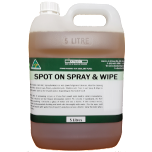 Spray & Wipes All Purpose Cleaner