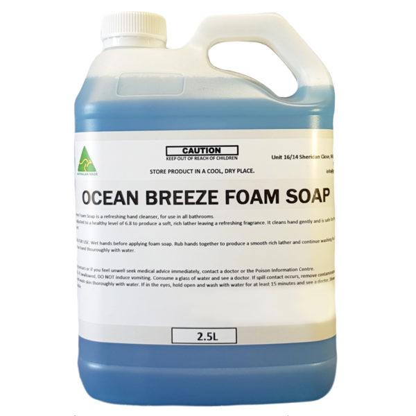 Foam Hand Soap