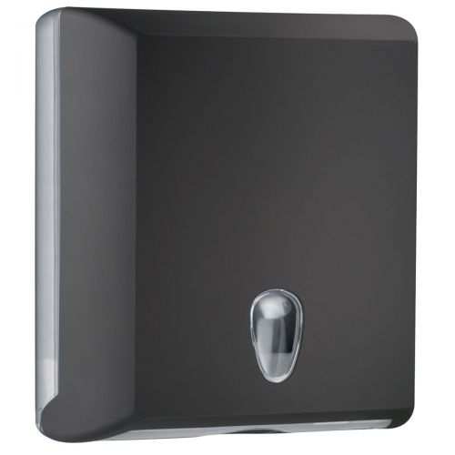 towel dispenser black series
