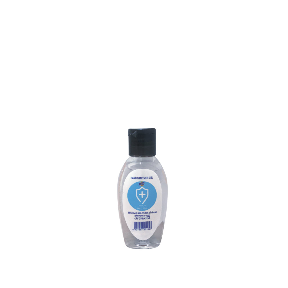 50 ml antibacterial hand sanitiser