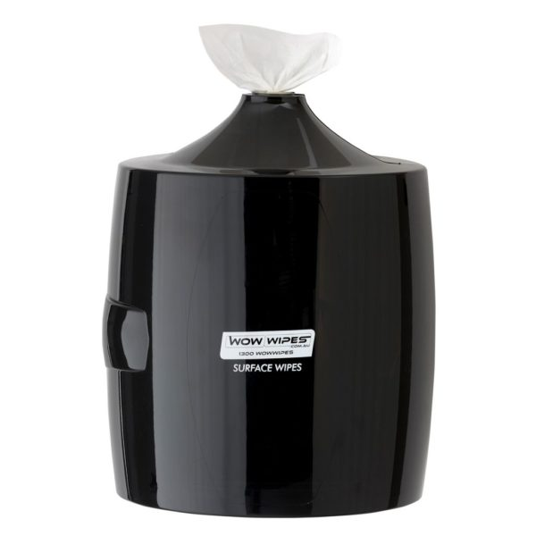 antibacterial wipes dispenser