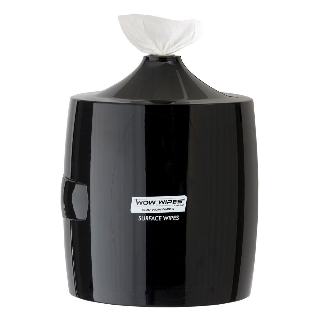antibacterial wipes dispenser