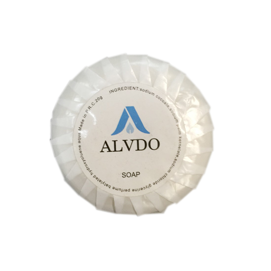 Guest Soap Wrapped Alvdo