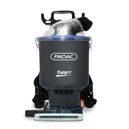 Pacvac Thrift Backpack Vacuum Cleaner